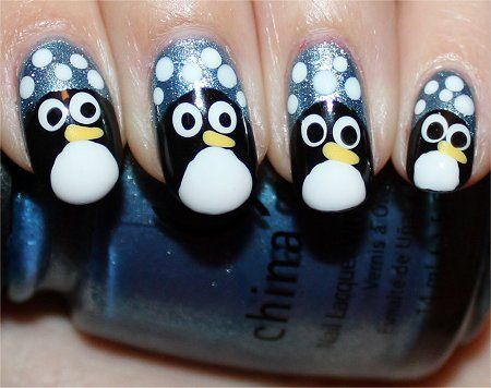 Google Image Result for http://www.swatchandlearn.com/wp-content/uploads/2011/12/Flash-Cute-Simple-Penguin-Nails-Nail-Art-Tutorial.jpg