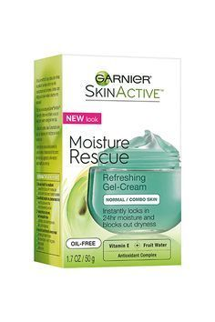 """Save """"A lot of prestige creams feel overly greasy and sticky on my skin — I don't like waking up with a film of moisturizer left from the night before. This gel moisturizer is super-hydrating, perfect for colder months, and absorbs in 60 seconds."""" — Michaela Rollings Garnier Moisture Rescue Refresh Gel Cream, $8.99, available at Ulta Beauty."""