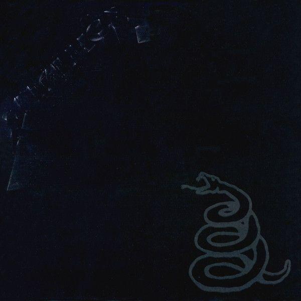 Metallica - Metallica (Vinyl, LP, Album) at Discogs