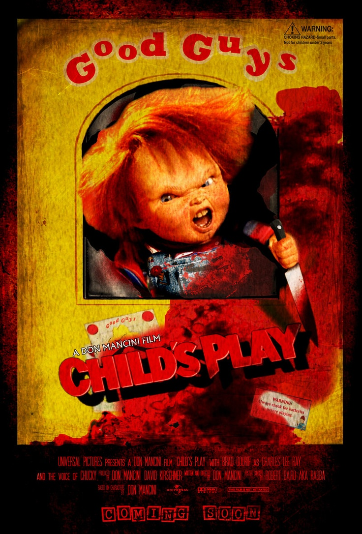 109 best childs play images on pinterest horror films