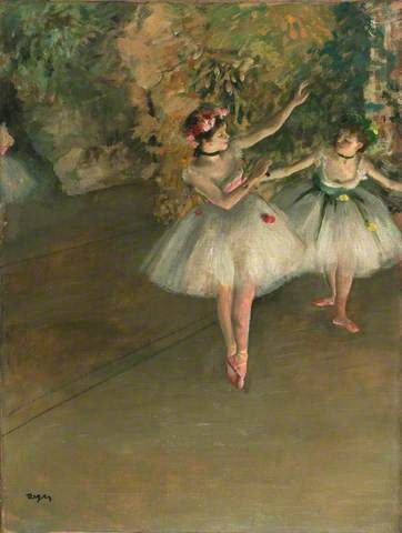 Edgar Degas paintings