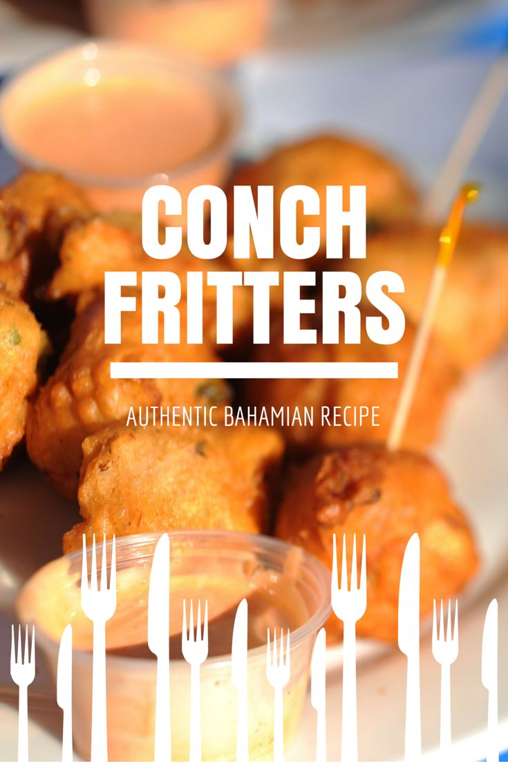 Authentic conch fritters recipe you can make at home!
