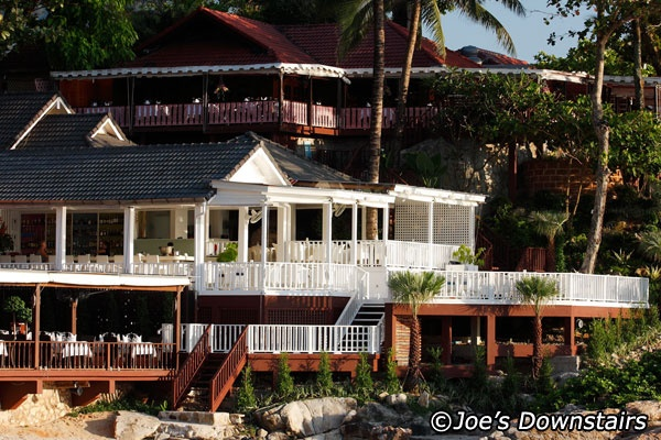 Joe's Downstairs - Phuket - Patong Beach Restaurants & Dining