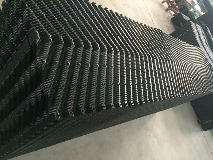 610mm*1200mm PVC Cooling Tower Fill Pack