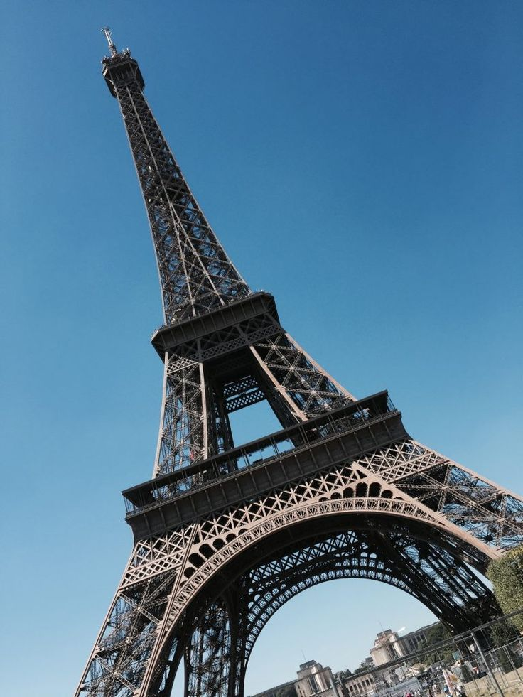Really hot trip to Paris