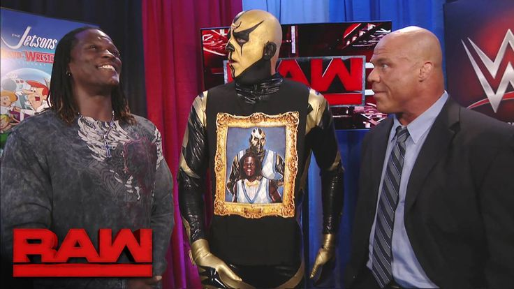 Can Goldust and R-Truth earn a shot at the WWE Raw Tag Team Championship in next week's TAG TEAM TURMOIL match?!