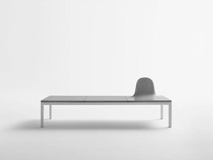 @designboom : Shiro Studio Presents Uluru A Modular System Of Innovative  Concrete Benches Https: