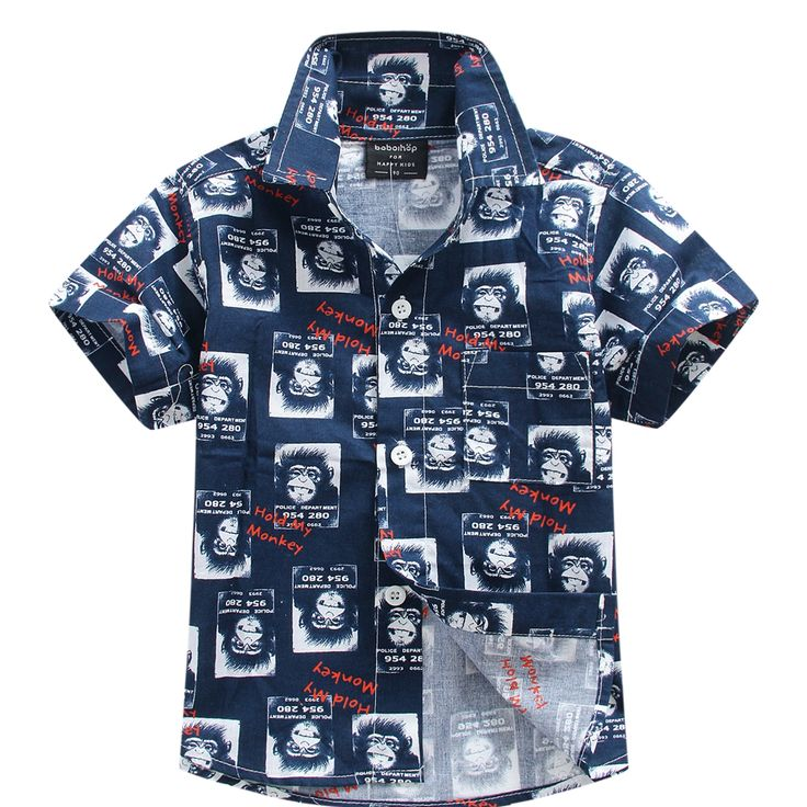 >> Click to Buy << 2016 new arrival cotton 100% floral shirt hawaiian shirt aloha shirt for boy T1545 #Affiliate