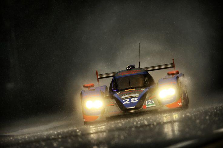 Frits van Eldik - jak fotografować wyścigi samochodowe