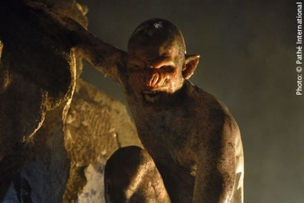 "The creatures from the movie ""The Descent"" was my earliest inspiration for Sturd."