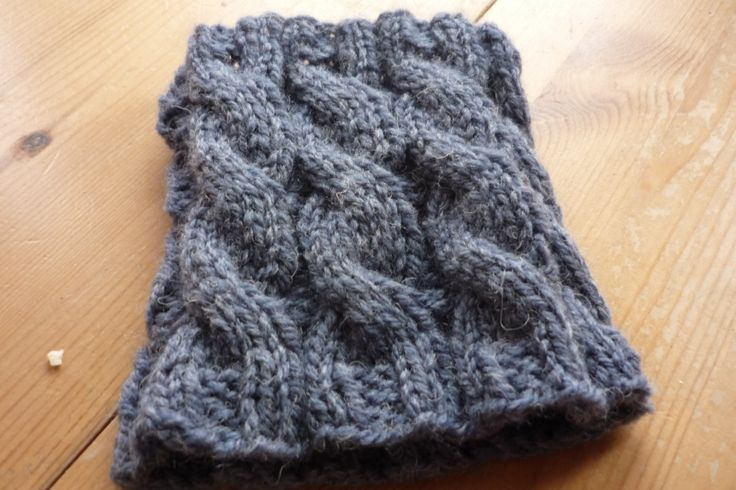 17 Best images about knit boot toppers on Pinterest Cable, Ravelry and Patt...