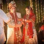 Boda hindu, hindu wedding, wedding ceremony, Costa Rica, destination wedding, bride and groom
