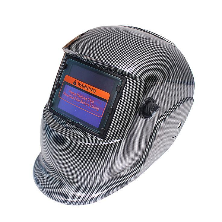 ==> [Free Shipping] Buy Best HILDA Auto Darkening Welding Helmet Welding Mask cap Arc Tig Mig Grinding Solar Powered Welding &amp Soldering Supplies Online with LOWEST Price | 32813072965