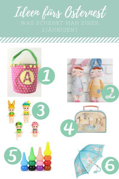 Ideen fürs Osternest   Ostergeschenke für (m)eine 2jährige   Easter