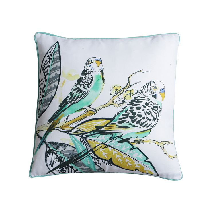 Bora Bird Cushion | Pillow Talk
