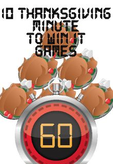10 Fun, Ran-Dumb Games for Thanksgiving, Perfect for youth group or children's ministry, or...Family Gatherings???