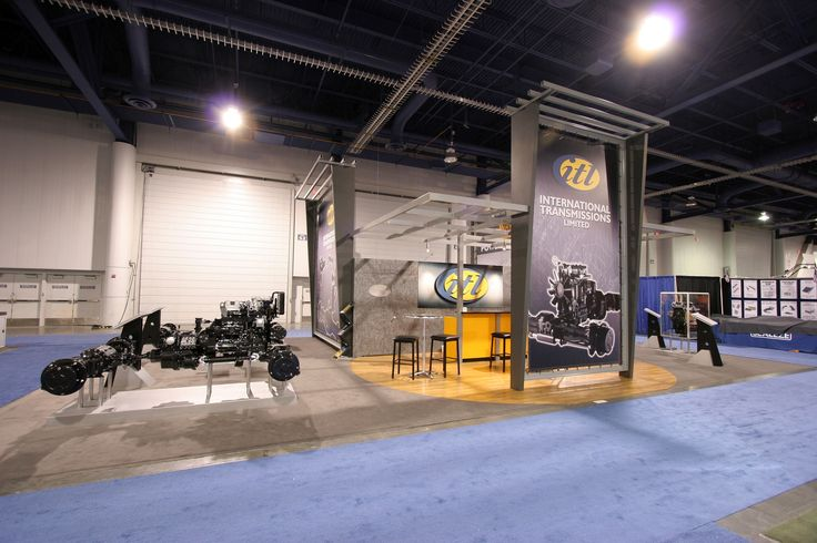 Warehouse Trade Show Booth : Best images about custom exhibits structures for