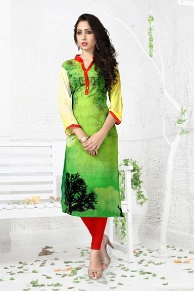 9 best digital print kurti images on pinterest digital prints