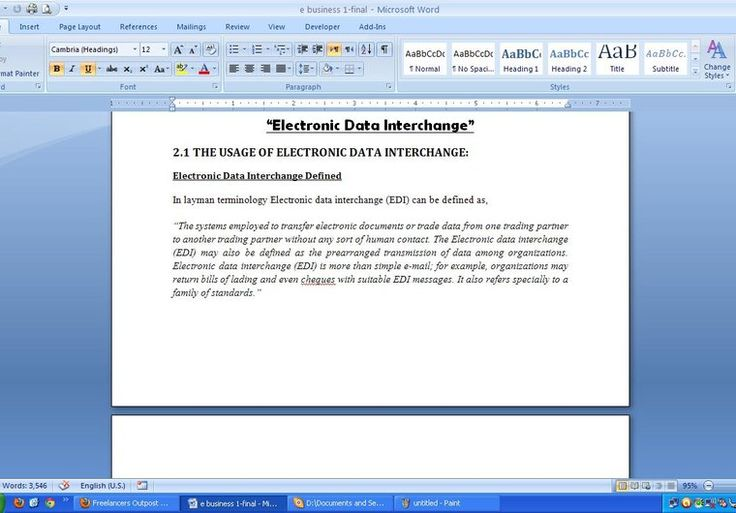 Websites for research papers