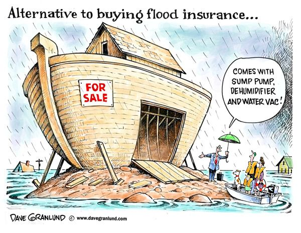 Funny Quotes About Floods Insurance by @quotesgram
