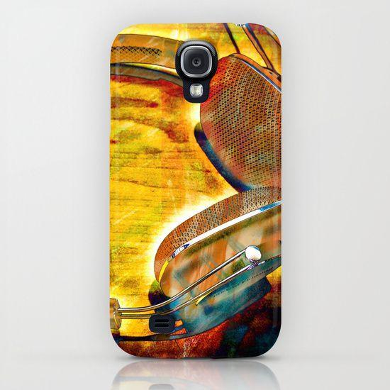 Headphones III iPhone & iPod Case by AngelEowyn. $35.00