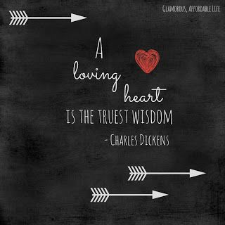 Truest Widsom | Glamorous Affordable Life. For more FREE #Valentine printables, click the image.