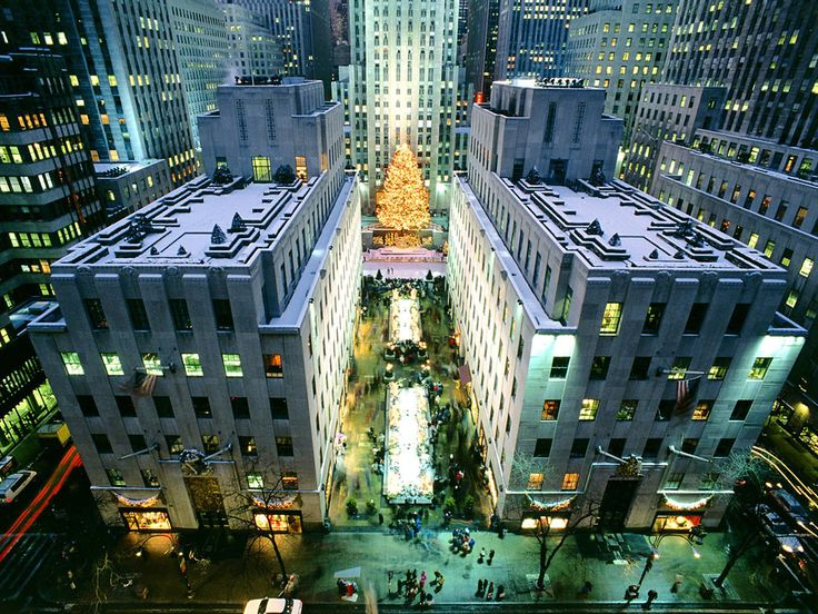 Rockefeller Center: Christmas Time, The Holidays, New York Cities, Big Apples, Christmas Holidays, New York Christmas, Rockefeller Center, Newyork, Christmas Trees