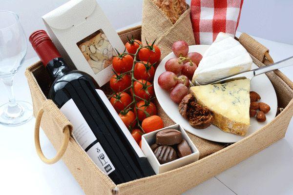 Jute Hamper Tray. #Barama #Giftpackaging #Packaging #Giftideas #Gifts #Picnic…