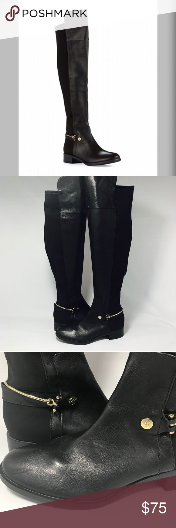 Ivanka trump riding boots sale Nice knee high riding boots these boot are new but have a few marks from storage Ivanka Trump Shoes Over the Knee Boots