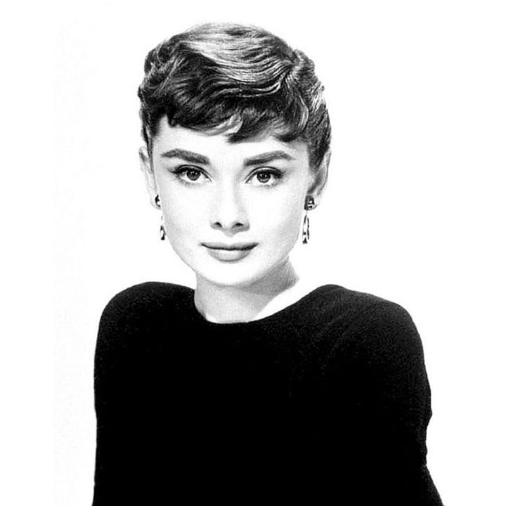 Audrey Hepburn: I believe in pink. I believe that laughing is the best calorie burner. I believe in kissing kissing a lot. I believe in being strong when everything seems to be going wrong. I believe that happy girls are the prettiest girls. I believe that tomorrow is another day and I believe in miracles. #AudreyHepburn #ibelieve