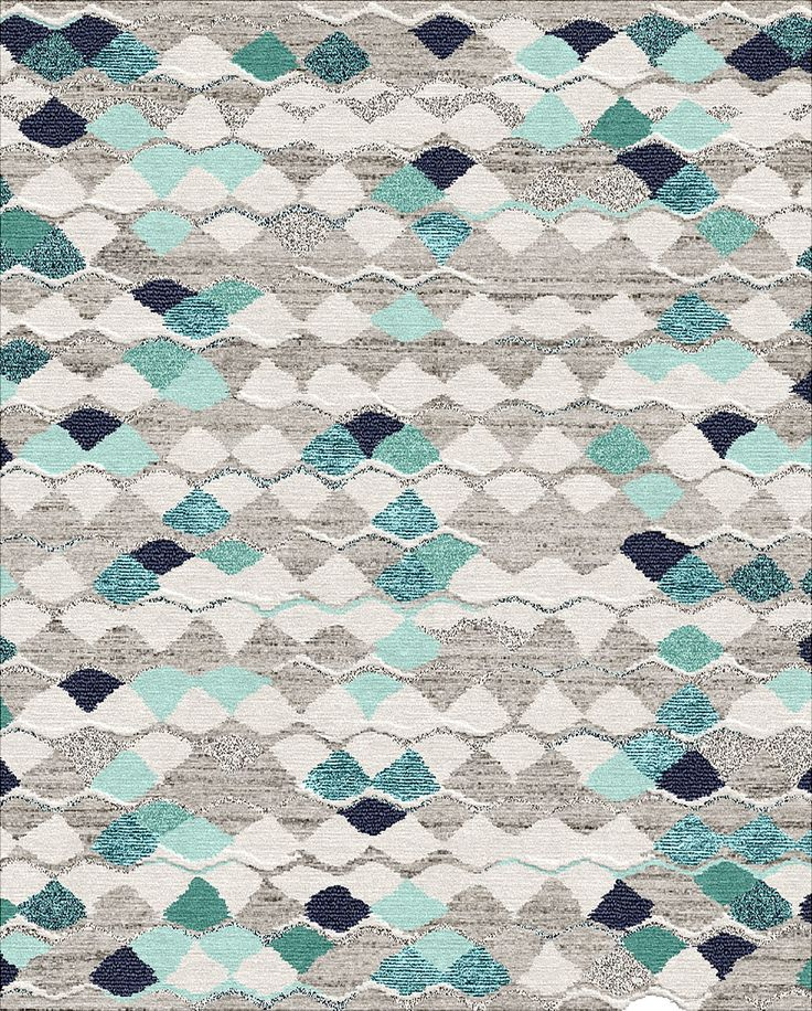 Tammy Kanat - Waves in Turquoise