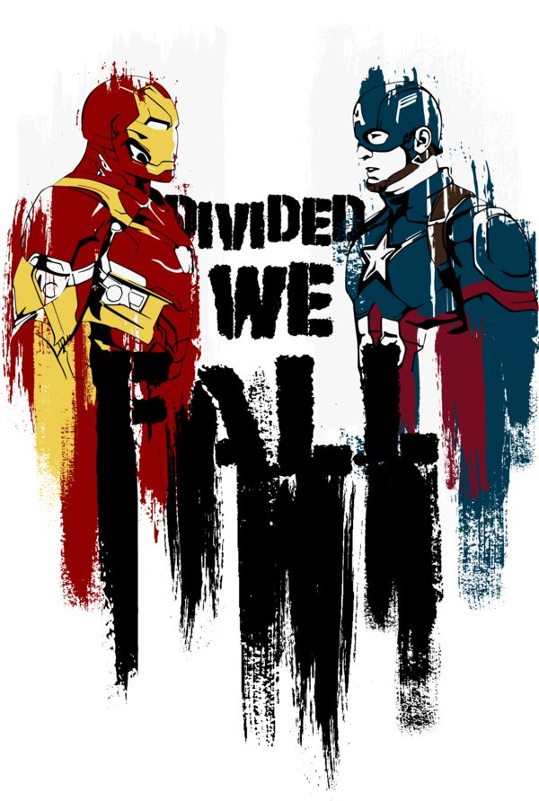 Divided we fall by Mad42Sam.deviantart.com on @DeviantArt