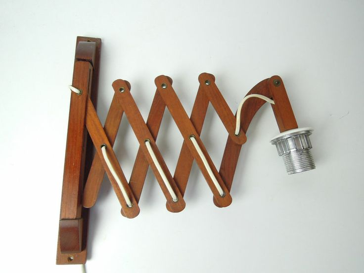 38 best scissor lamp images on Pinterest | Scissors, Wall lamps ...