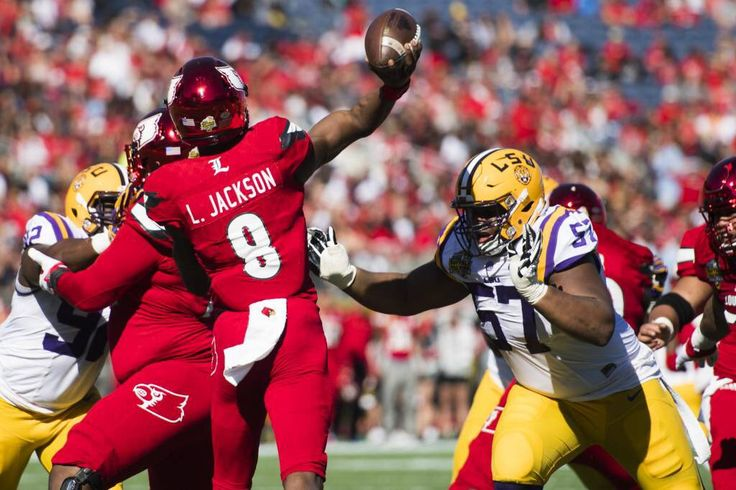 LSU DE Davon Godchaux (57) Is The Second Junior Following All World RB Leonard Fournette To Declare For The 2017 Draft. Good Luck And Thanks For The Memories.