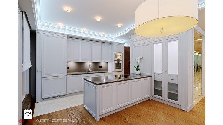 6. Apartament w południowej Polsce - 2014 - Kuchnia, styl klasyczny - zdjęcie od Art Cinema