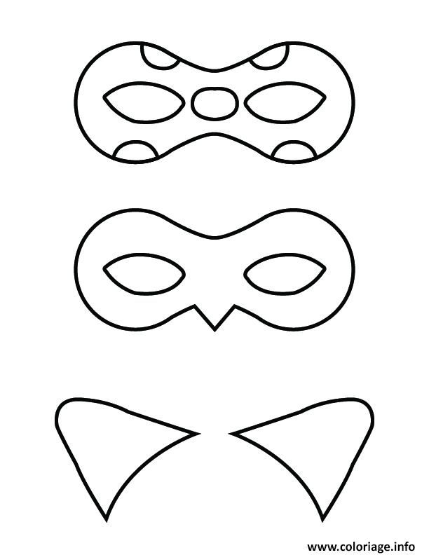 Coloriage A Imprimer Ladybug.Coloriage Ladybug Et Chat Noir Mask Dessin A Imprimer