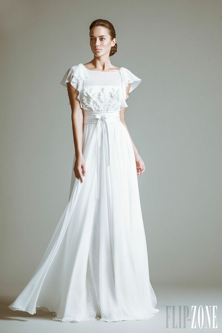 トニー・ウォード [Tony Ward] - ウェディングドレス - 2014コレクション - http://www.flip-zone.jp.net/fashion/bridal/couture/tony-ward-4062