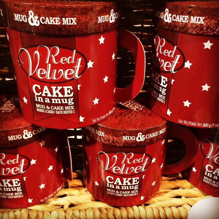 Great new Cake in a Mug variety