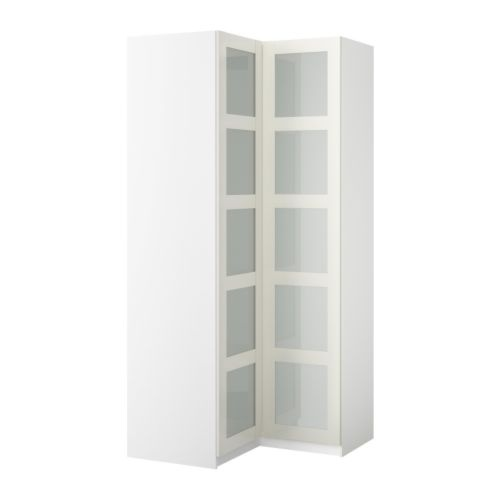 We're looking into making our own built-in wardrobes. I like the look of IKEA's line, but want something better quality.