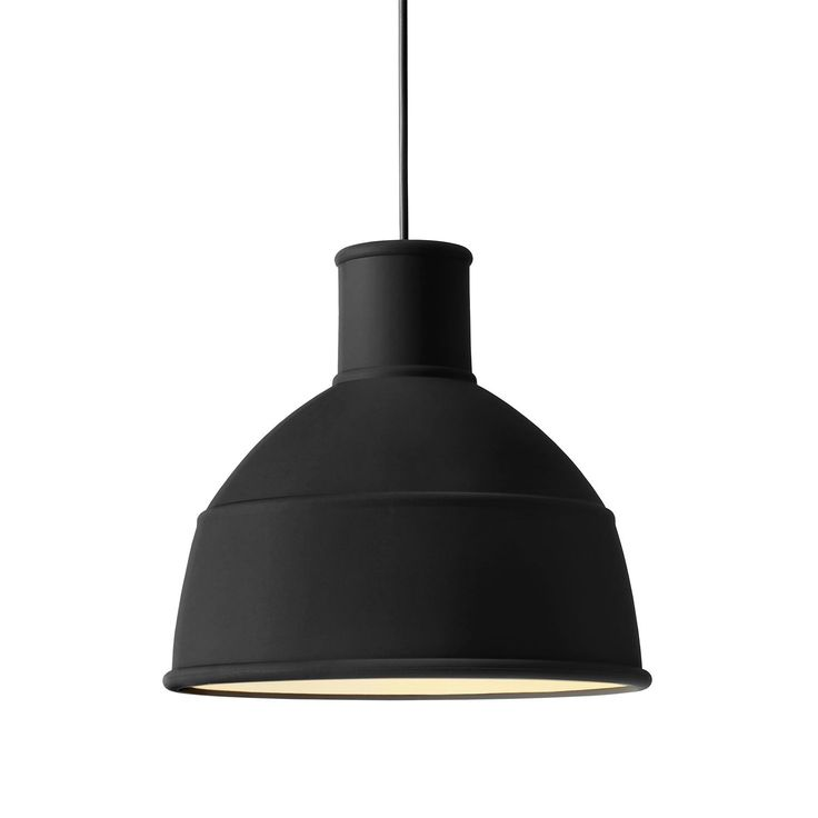 Unfold pendel, svart i gruppen Belysning / Lampor hos RUM21.se (106644)
