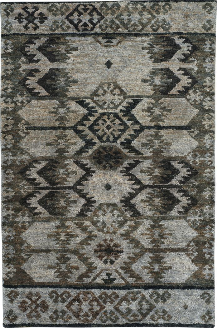 Brea Grey 8 X 10 Rug Natural Area Rugs Area Rugs Rugs