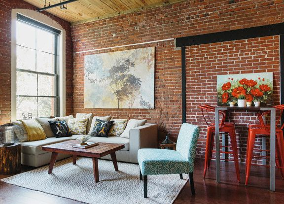 Bright And Industrial Design In Boston Hue Boston And