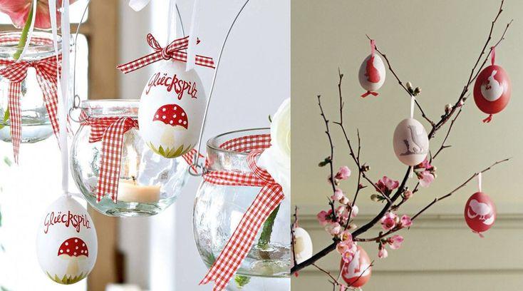 Идеи для украшения дома к светлому празднику Пасха - Все о дизайне - Блоги - ИЛЬ ДЕ БОТЭ - магазины парфюмерии и косметики