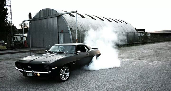 Camaro Burnout Muscle Cars Pinterest Cars