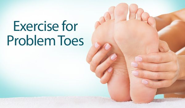 Who knew your toes needed a workout? Painful, stiff toes are no joke, and exercising to keep them flexible and feeling good isn't, either. Whether you're a power walker, a weekend dancer or just an everyday shoe wearer, your toes will thank you for taking time to give them a tone up.Foot Health, Footsmart Blog, Stiff Toes, Foot Comforters, Workout