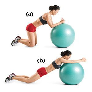 This looks like fun! Tone Your Core Like Olympia Susan Francia (Women's Health abs work out)
