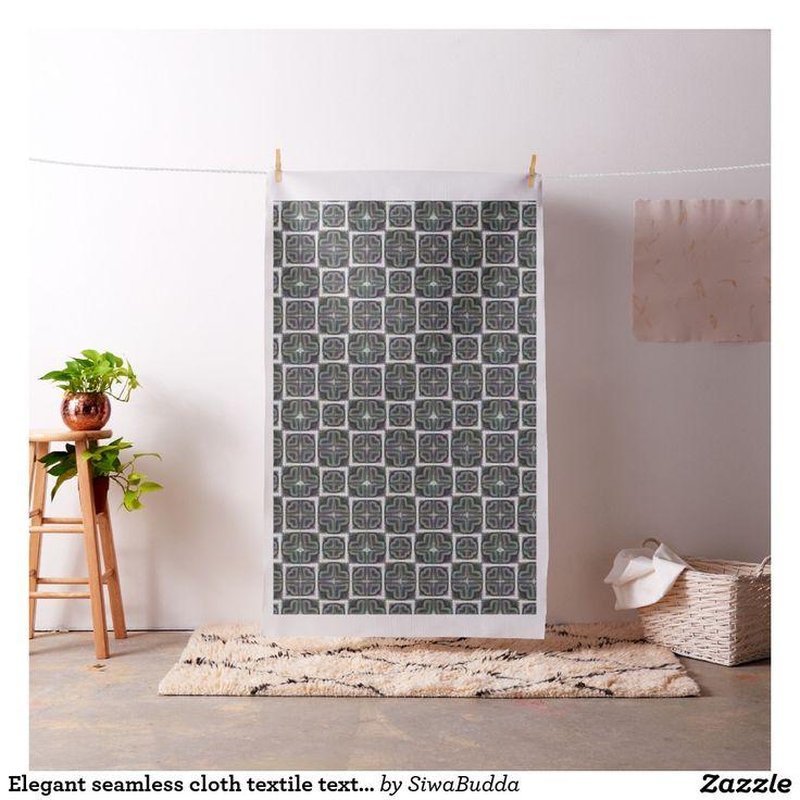 Elegant seamless cloth textile texture fabric