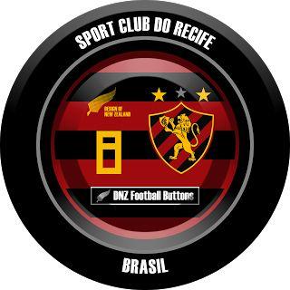DNZ Football Buttons: Sport Recife
