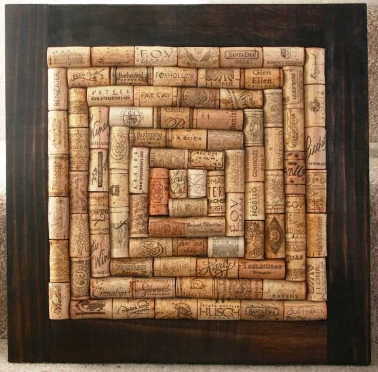 wine cork bulletin board diy 12 x 12 empty frame kids could make this with - Wine Picture Frames