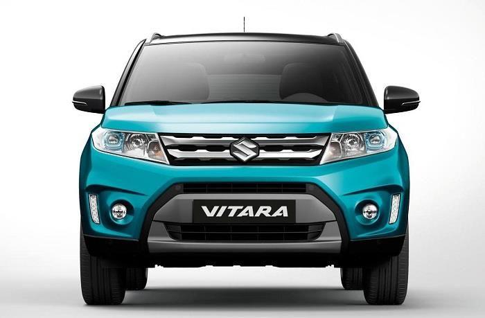 Upcoming Maruti Suzuki Vitara Brezza 2016 in India